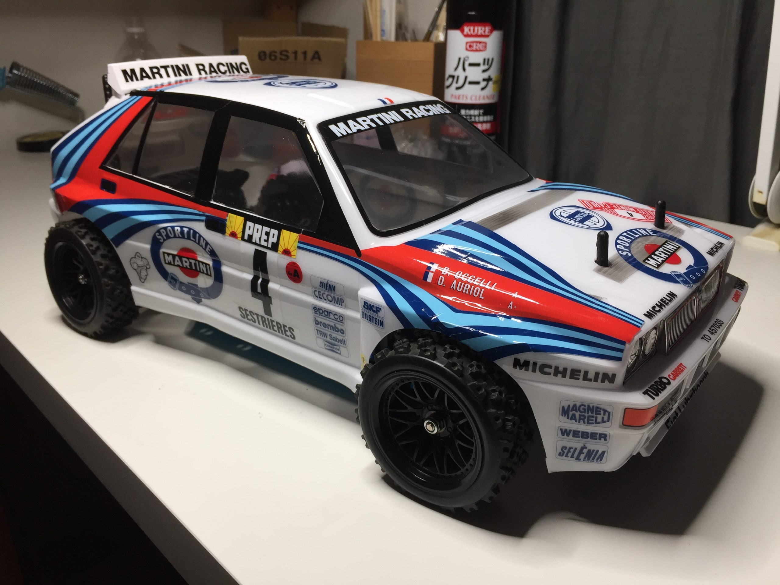 HSP 94123 RC Rally Car Build