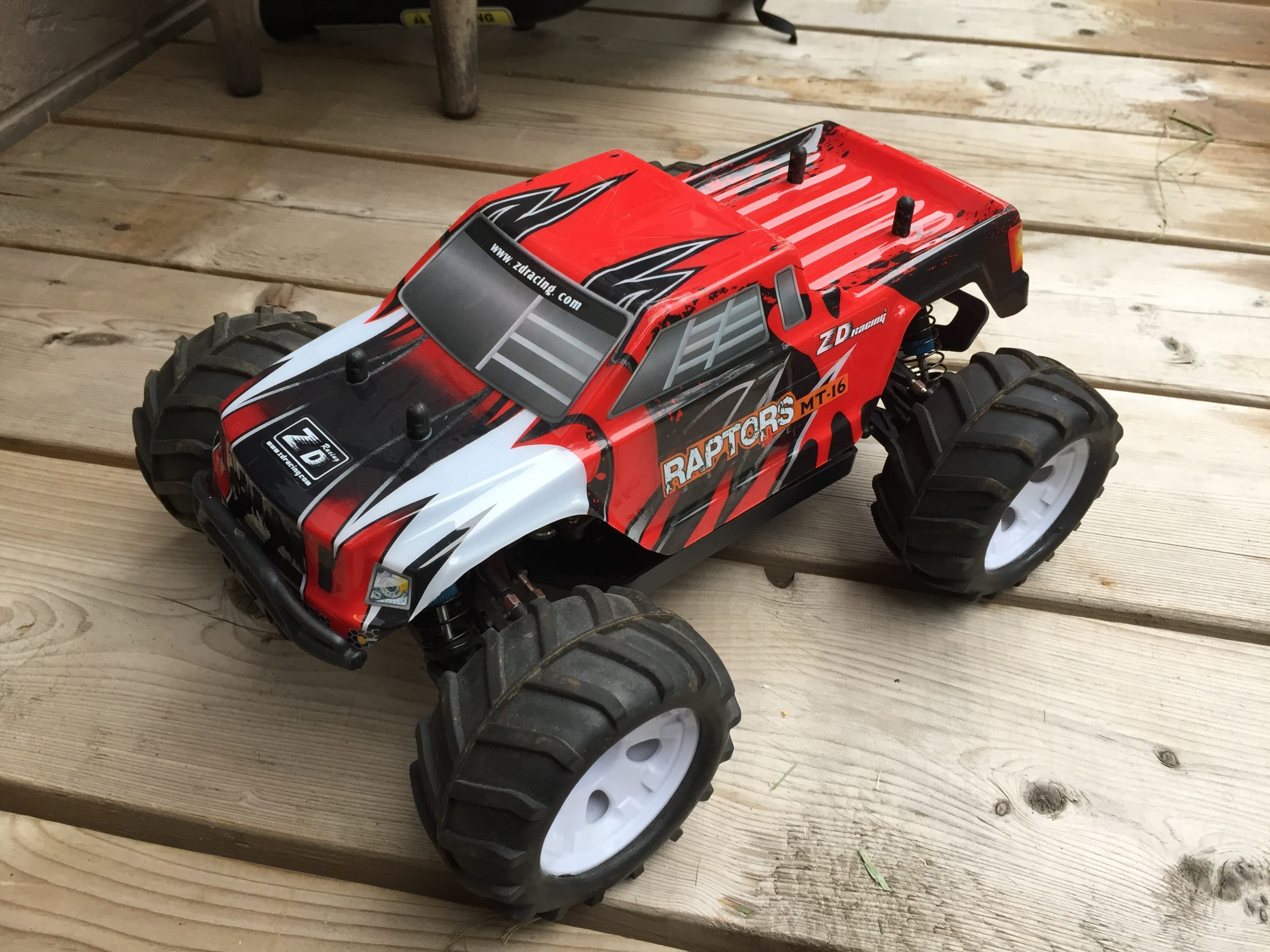 ZD-Racing Raptors MT-16